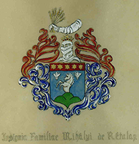 Mihalyi Coat of Arms